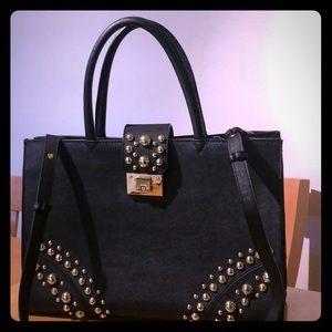Bebe beaded purse